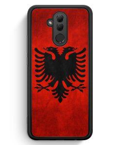 Huawei Mate 20 Lite Silikon Hülle - Albanien Albania