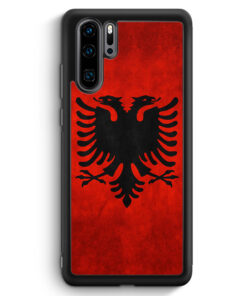 Huawei P30 Pro Silikon Hülle - Albanien Albania