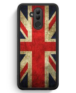 Huawei Mate 20 Lite Silikon Hülle - Großbritannien Great Britain Union Jack