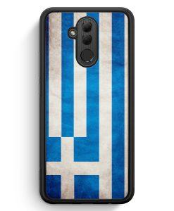 Huawei Mate 20 Lite Silikon Hülle - Griechenland Hellas Greece