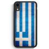 iPhone XR Silikon Hülle - Griechenland Hellas Greece