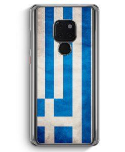 Huawei Mate 20 Hardcase Hülle - Griechenland Hellas Greece