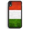 iPhone XR Silikon Hülle - Italien Italia Italy