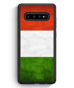 Samsung Galaxy S10 Silikon Hülle - Italien Italia Italy