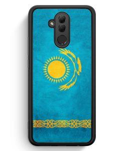 Huawei Mate 20 Lite Silikon Hülle - Kasachstan Kazakhstan