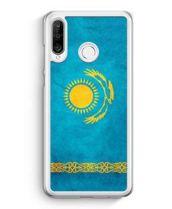 Huawei P30 Lite Hardcase Hülle - Kasachstan Kazakhstan