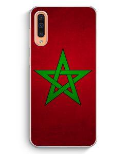 Samsung Galaxy A50 Hardcase Hülle - Marokko Morocco