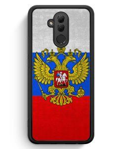 Huawei Mate 20 Lite Silikon Hülle - Russland Russia Rossiya