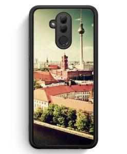Huawei Mate 20 Lite Silikon Hülle - Berlin Foto Skyline