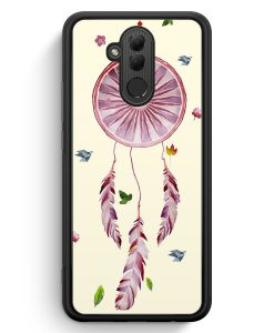 Huawei Mate 20 Lite Silikon Hülle - Dream Traumfänger