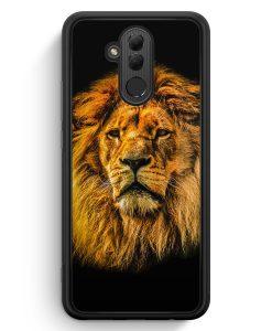 Huawei Mate 20 Lite Silikon Hülle - Löwe Lion Strahlend