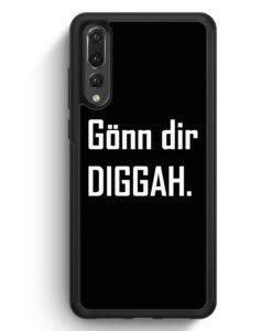 Huawei P20 Pro Hülle Silikon - Gönn Dir Diggah