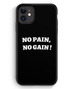iPhone 11 Silikon Hülle - No Pain