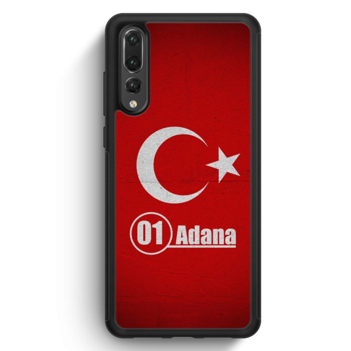 Huawei P20 Pro Hülle Silikon - Adana 01