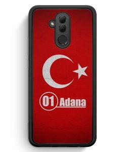Huawei Mate 20 Lite Silikon Hülle - Adana 01
