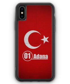 iPhone XS Max Silikon Hülle - Adana 01