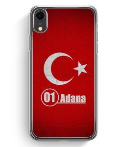 iPhone XR Hardcase Hülle - Adana 01