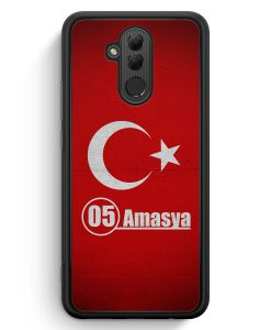 Huawei Mate 20 Lite Silikon Hülle - Amasya 05