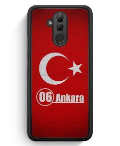 Huawei Mate 20 Lite Silikon Hülle - Ankara 06