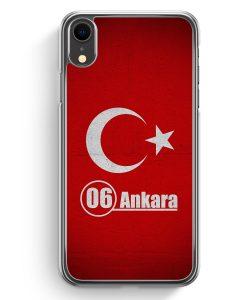 iPhone XR Hardcase Hülle - Ankara 06