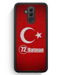 Huawei Mate 20 Lite Silikon Hülle - Batman 72
