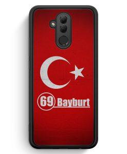 Huawei Mate 20 Lite Silikon Hülle - Bayburt 69
