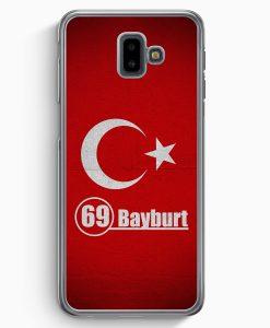 Samsung Galaxy J6+ Plus (2018) Hardcase Hülle - Bayburt 69