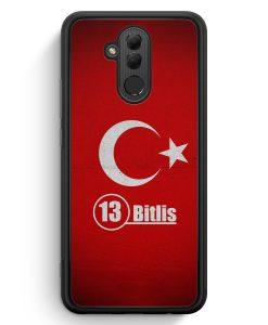 Huawei Mate 20 Lite Silikon Hülle - Bitlis 13