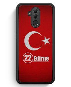 Huawei Mate 20 Lite Silikon Hülle - Edirne 22