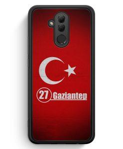 Huawei Mate 20 Lite Silikon Hülle - Gaziantep 27