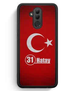 Huawei Mate 20 Lite Silikon Hülle - Hatay 31