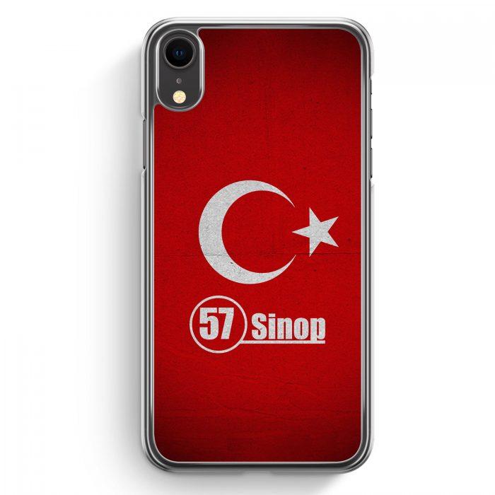 iPhone XR Hardcase Hülle - Sinop 57