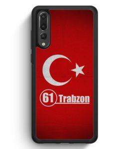 Huawei P20 Pro Hülle Silikon - Trabzon 61