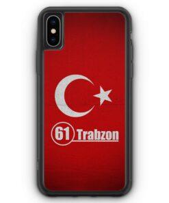 iPhone XS Max Silikon Hülle - Trabzon 61