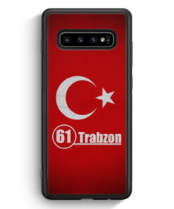 Samsung Galaxy S10 Silikon Hülle - Trabzon 61