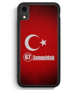 iPhone XR Silikon Hülle - Zonguldak 67