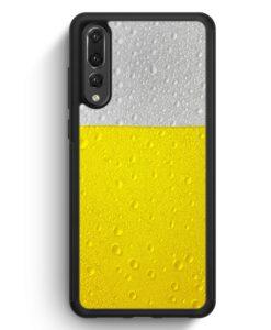 Huawei P20 Pro Hülle Silikon - Bier Beer