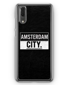 Huawei P20 Hülle Hardcase - Amsterdam CITY