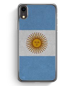 iPhone XR Hardcase Hülle - Argentinien Argentina