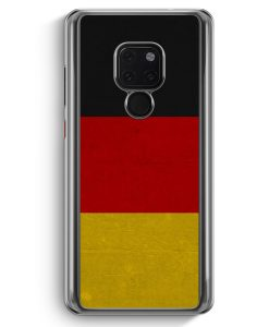 Huawei Mate 20 Hardcase Hülle - Deutschland Flagge Neu