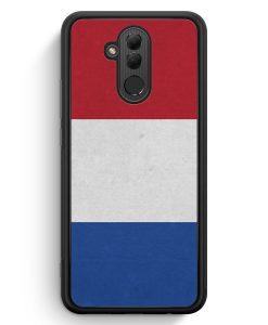 Huawei Mate 20 Lite Silikon Hülle - Holland Niederlande Flagge