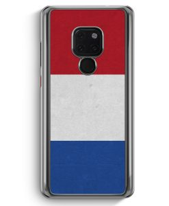 Huawei Mate 20 Hardcase Hülle - Holland Niederlande Flagge