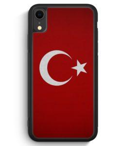 iPhone XR Silikon Hülle - Türkiye Turkey Türkei Neu Flagge