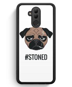 Huawei Mate 20 Lite Silikon Hülle - #Stoned Mops
