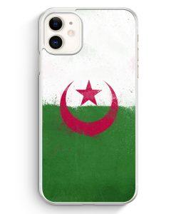 iPhone 11 Hardcase Hülle - Algerien Algeria Grunge