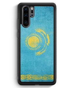 Huawei P30 Pro Silikon Hülle - Kasachstan Grunge Kazakhstan Qasaqstan
