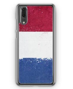 Huawei P20 Hülle Hardcase - Niederlande Holland Grunge Netherlands
