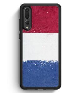 Huawei P20 Pro Hülle Silikon - Niederlande Holland Grunge Netherlands