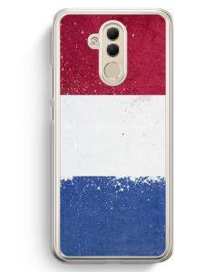 Huawei Mate 20 Lite Hardcase Hülle - Niederlande Holland Grunge Netherlands