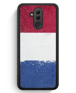 Huawei Mate 20 Lite Silikon Hülle - Niederlande Holland Grunge Netherlands
